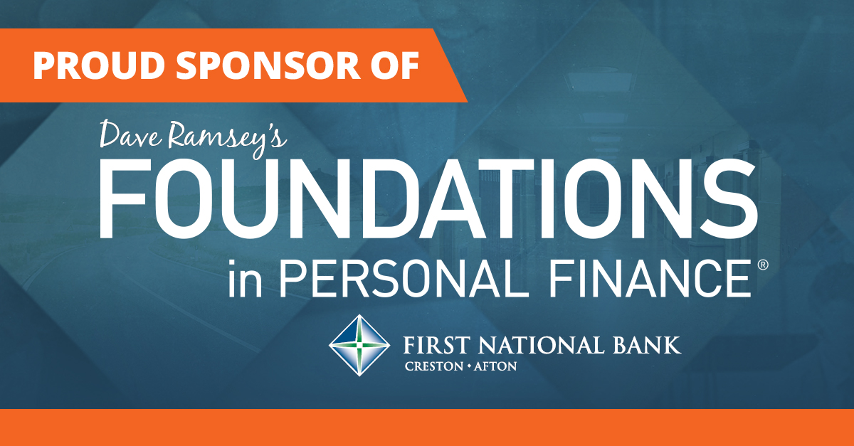 FNB provides East Union High School with top financial