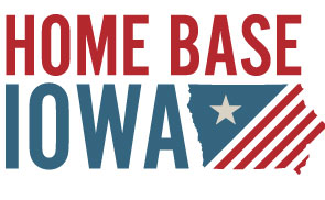 Home Base Iowa for military image