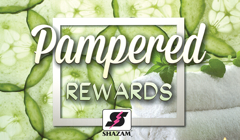 Pampered Rewards